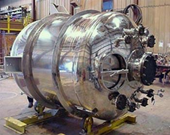ACT Engineered Pressure Vessel