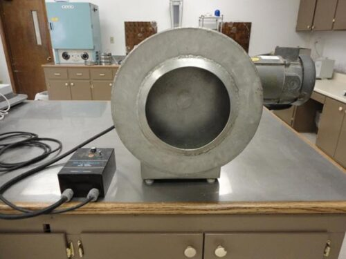 Lab Pan Granulator