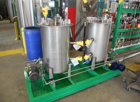 Pumping Skid System