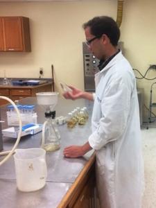 Wet Chemistry Experiment